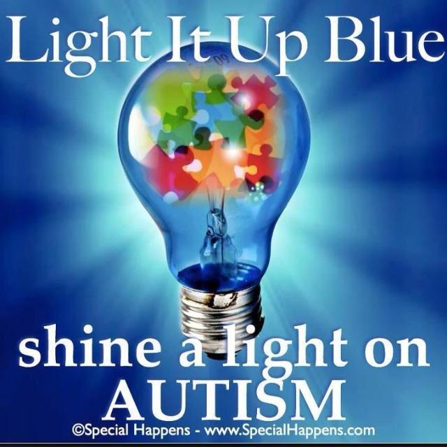 Autism Awareness Day Thank You Teachers